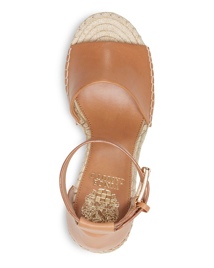 d7f800b6dd4 VINCE CAMUTO Women s Leera Suede Espadrille Wedge Sandals ...