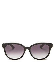 kate spade new york - Women's Emaleigh Round Sunglasses, 55mm