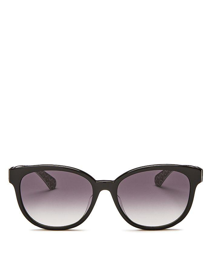 kate spade new york - Women's Emaleigh Round Sunglasses, 55mm
