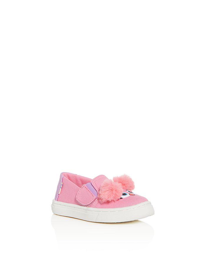 TOMS - x Sesame Street Girls' Abby Luca Low-Top Sneakers - Baby, Walker, Toddler