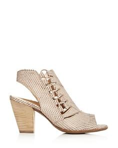 Paul Green - Women's Sabrina Open-Toe High-Heel Booties
