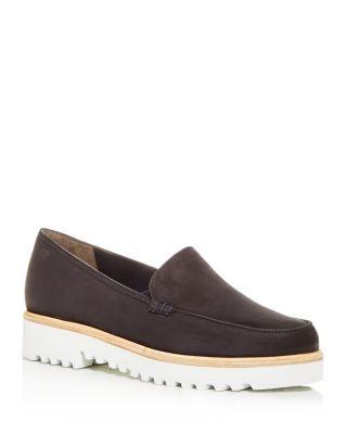 Tripoli Apron-toe Platform Loafers