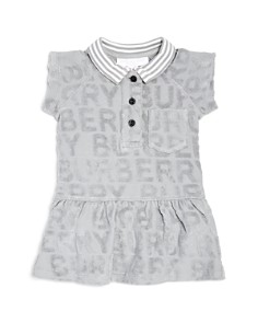 Burberry - Girls' Brigitta Polo Dress - Baby