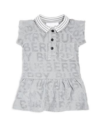 Burberry - Girls' Brigitta Polo Dress - Baby