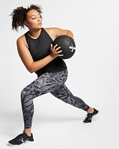Nike Plus - All-In Printed Leggings