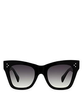 CELINE - Women's Polarized Square Sunglasses, 50mm