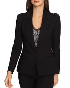 1.STATE - Fitted Single-Button Blazer