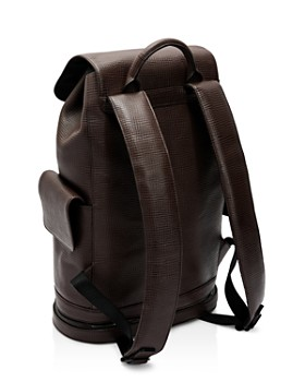 Ted Baker - Eaton Palmelato Leather Backpack