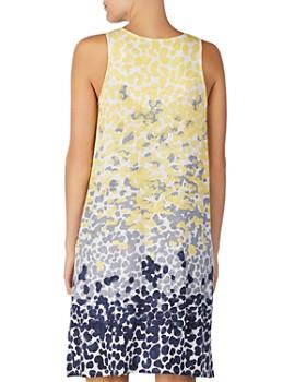Donna Karan - Printed Short Nightgown