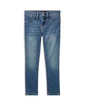 Ralph Lauren - Girls' Aubrie Denim Legging - Little Kid, Big Kid