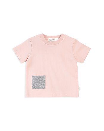 Miles Baby - Girls' Pocket Tee - Baby