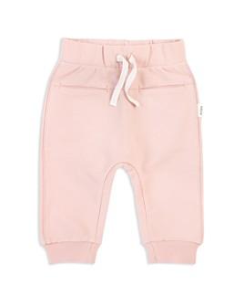 Miles Baby - Girls' Drawstring Jogger Pants - Baby