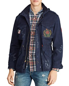 Polo Ralph Lauren - Yale M6 Combat Jacket - 100% Exclusive