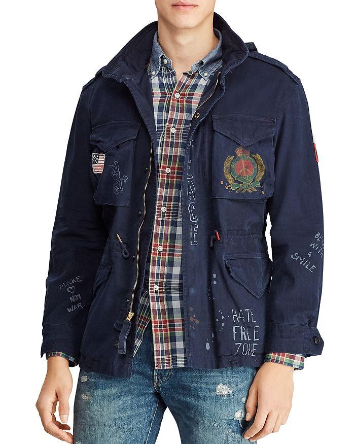 Polo Ralph Lauren - Yale M6 Combat Jacket - 100% Exclusive