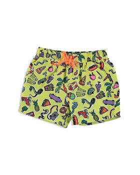 Stella McCartney - Boys' Toy & Food Swim Trunks - Baby