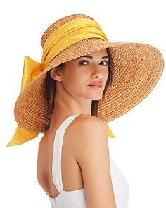 Eugenia Kim - Mirabel Bow Detail Sun Hat