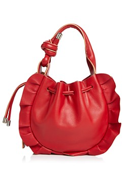Behno - Ina Mini Ruffle Crossbody