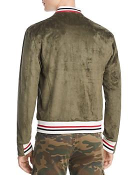 BLANKNYC - Faux Suede Bomber Jacket