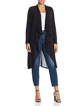 9626ab6aac2 Cupio Plus - Cascade Open Front Duster Cardigan ...