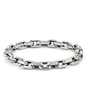 David Yurman - Sterling Silver Streamline® Heirloom Link Bracelet