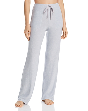 Natori Pants ULLA WIDE-LEG LOUNGE PANTS