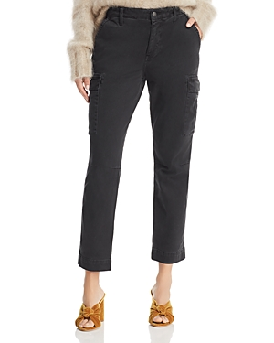 Hudson Pants STRAIGHT CROPPED CARGO PANTS