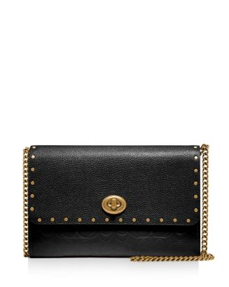 Marlow Studded Leather Crossbody by Coach