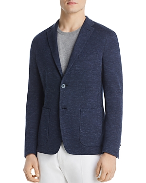 Dylan Gray Textured Knit Blazer
