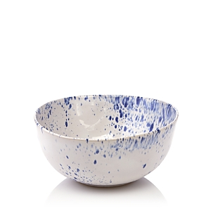Vietri Aurora Ocean Splatter Medium Bowl - 100% Exclusive-Home