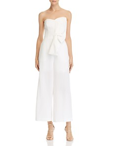 Keepsake - Love Light Strapless Jumpsuit