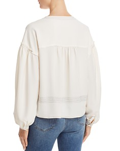 Joie - Mirna Stitched Top