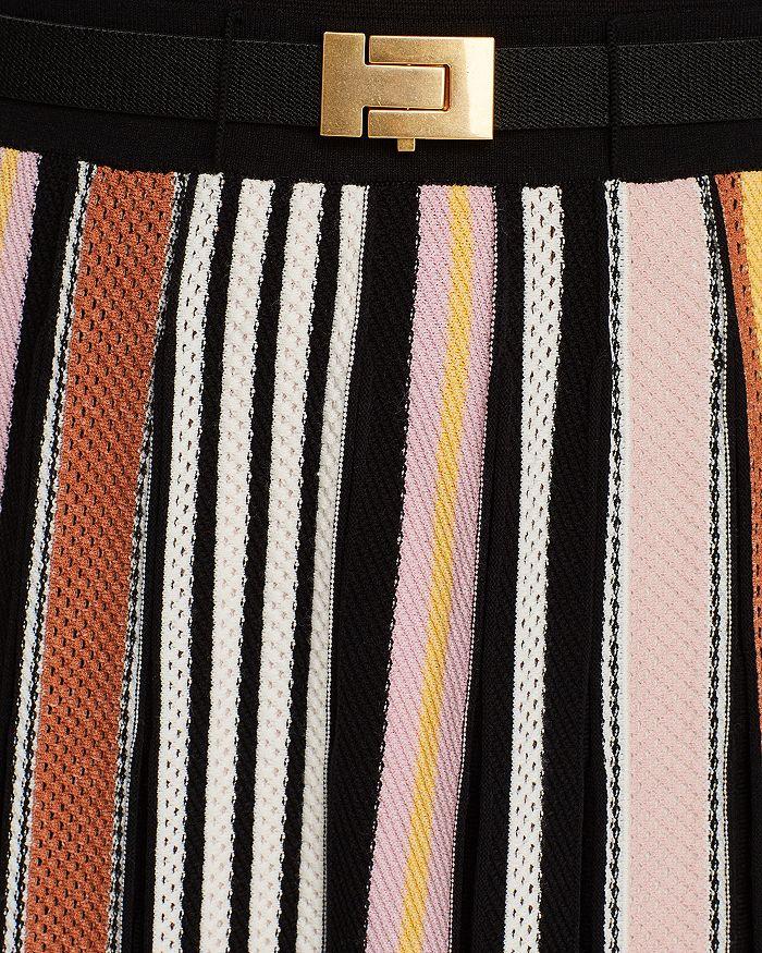 48928b1426ec8 Tory Burch - Striped Knit Skirt