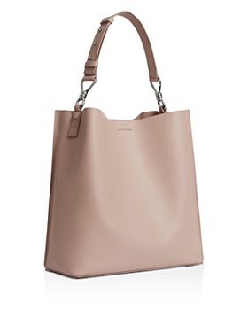 0658d0b086 ALLSAINTS - Captain Large Leather Tote ALLSAINTS - Captain Large Leather  Tote
