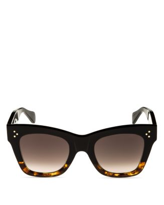 Women's Cat Eye Sunglasses, 50mm by Celine