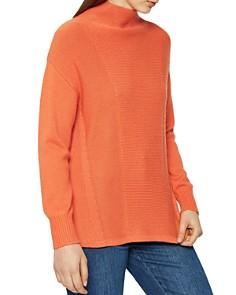 REISS - Naomi Funnel-Neck Sweater