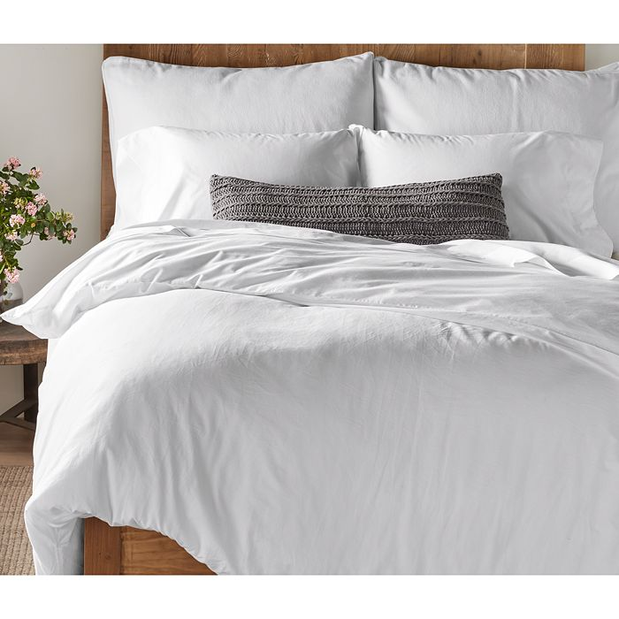 Coyuchi - Organic Cotton 300TC Sateen Bedding Collection
