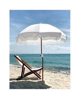 Business & Pleasure - Beach Umbrella