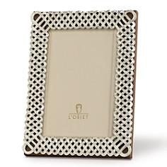 """L'Objet """"Platinum Braid"""" Frames - Bloomingdale's_0"""