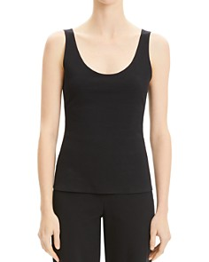 Theory - Scooped Sleeveless Top