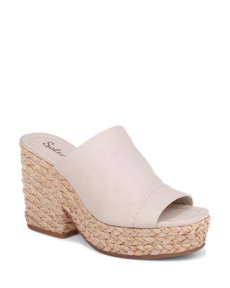Women's Theodore Espadrille Platform Sandals by Splendid
