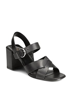 Via Spiga - Women's Opal Block Heel Sandals