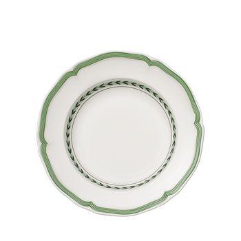 Villeroy & Boch - French Garden Green Lines Rim Soup Plate