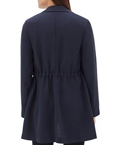 Lafayette 148 New York - Pierre Drawcord-Waist Jacket