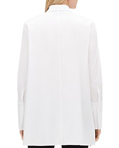Lafayette 148 New York - Porto High/Low Tunic Shirt