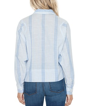Parker Smith - Cropped Dolman Sleeve Top