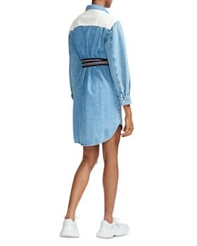 fad8462cffd29 ... Maje - Relmi Denim Shirt Dress