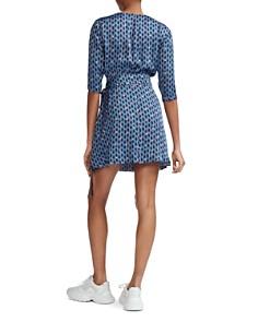 Maje - Reanny Wrap Dress