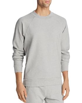Alo Yoga - Impel Waffle-Textured Sweatshirt
