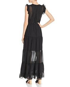 Scotch & Soda - Tiered Maxi Dress