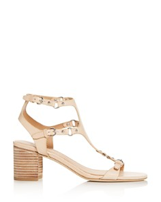 Sigerson Morrison - Women's Haven Block-Heel Sandals